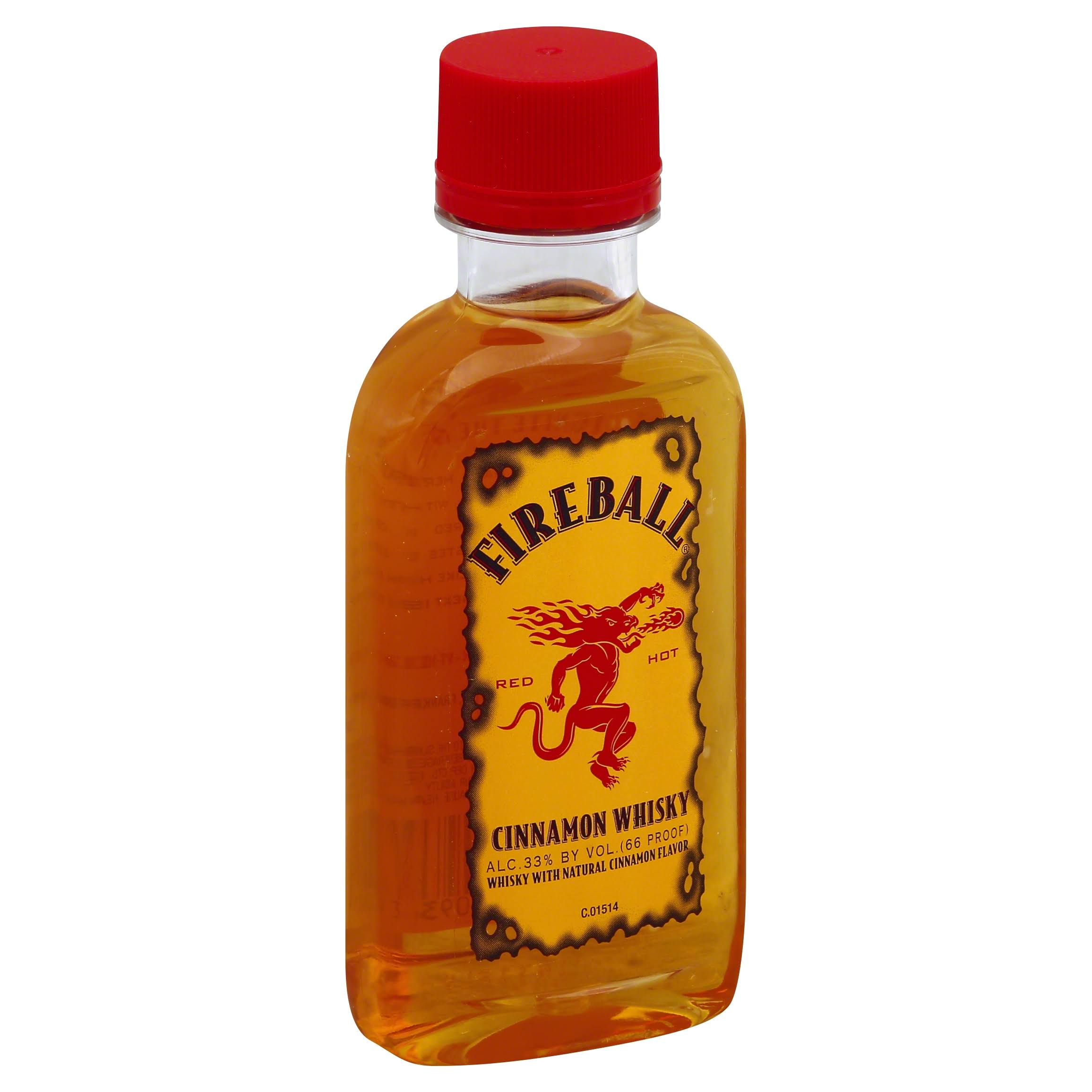 Fireball Whisky, Cinnamon - 100 ml