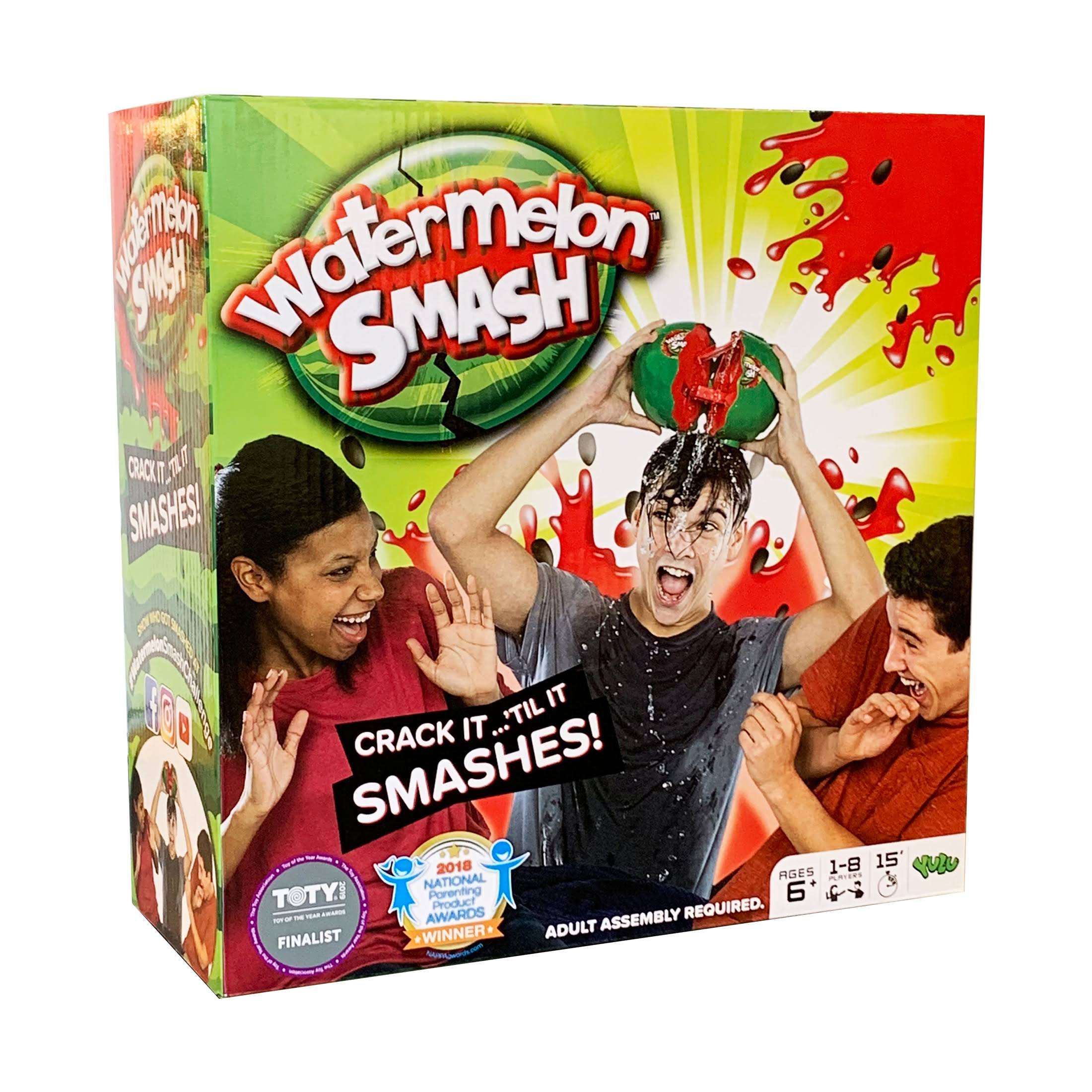 Hog Wild Watermelon Smash