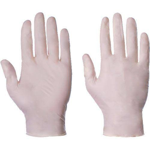 Supertouch Powder Free Latex Gloves - Medium 100 Pack | 10202