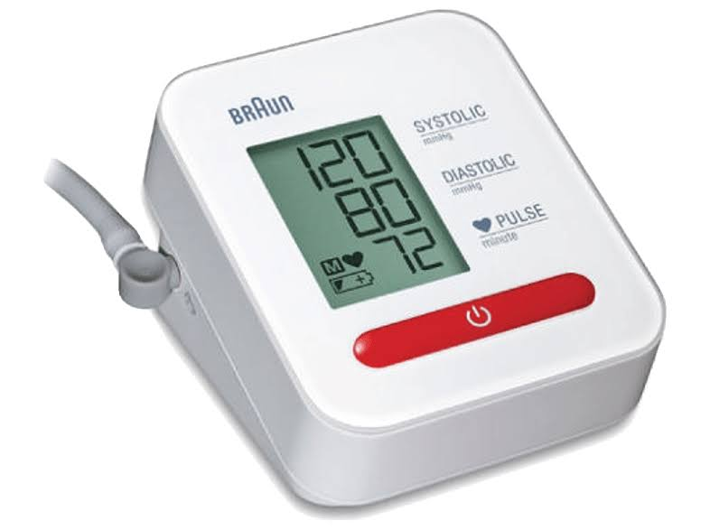 Braun Exactfit 1 BUA 5000 Upper Arm Blood Pressure Monitor