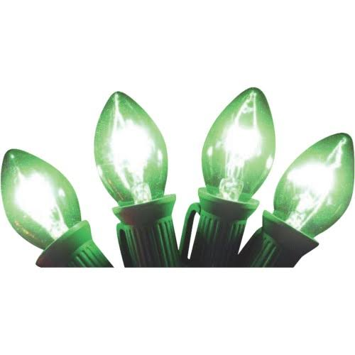 J Hofert C7 Replacement Light Bulb - Green