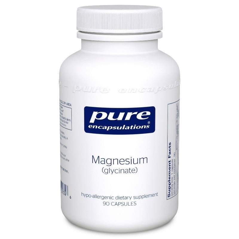 Pure Encapsulations - Magnesium Glycinate 90 Capsules