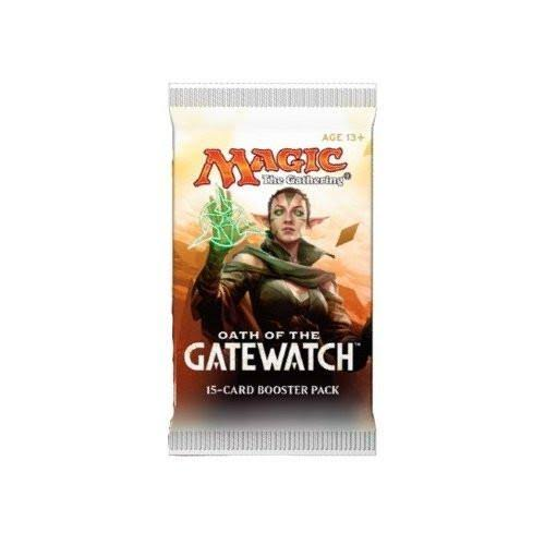 Magic The Gathering Oath Of The Gatewatch Trading Card Game - Booster Packet