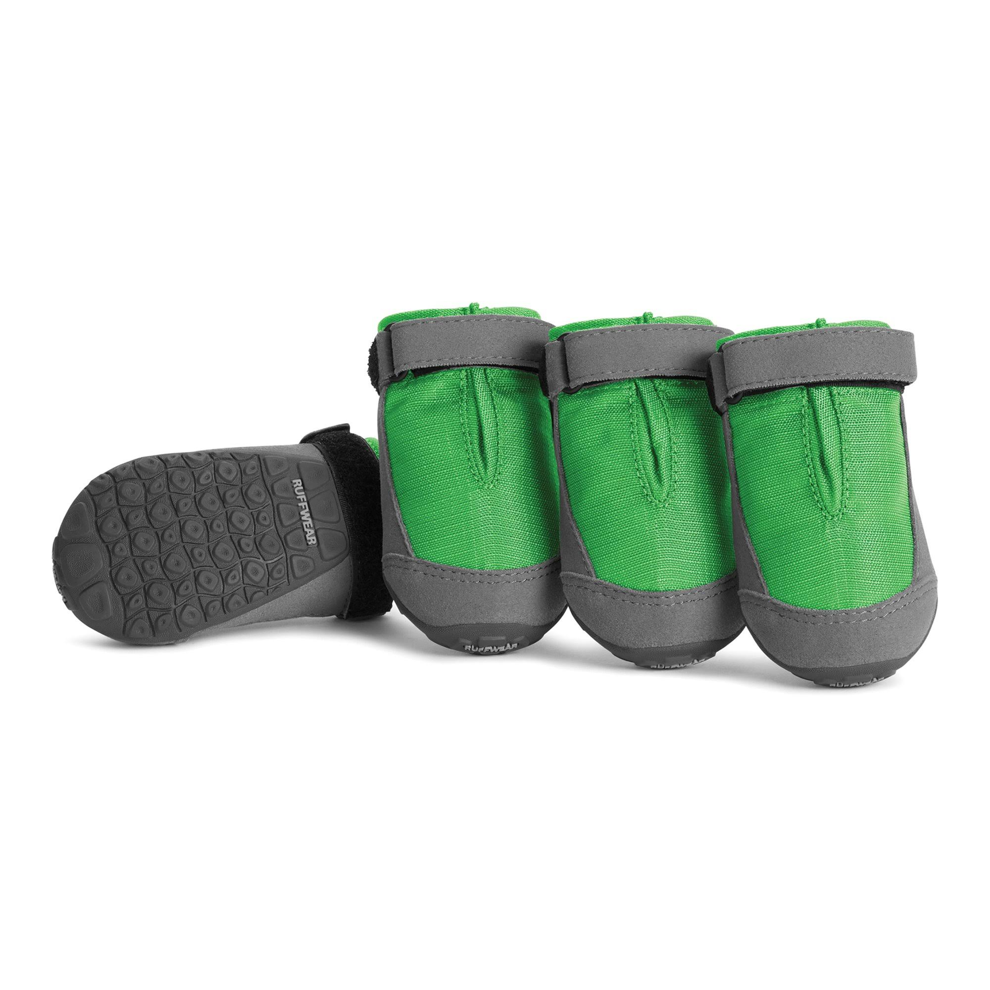Ruffwear Summit Trex Dog Shoe - Meadow Green, 70mm