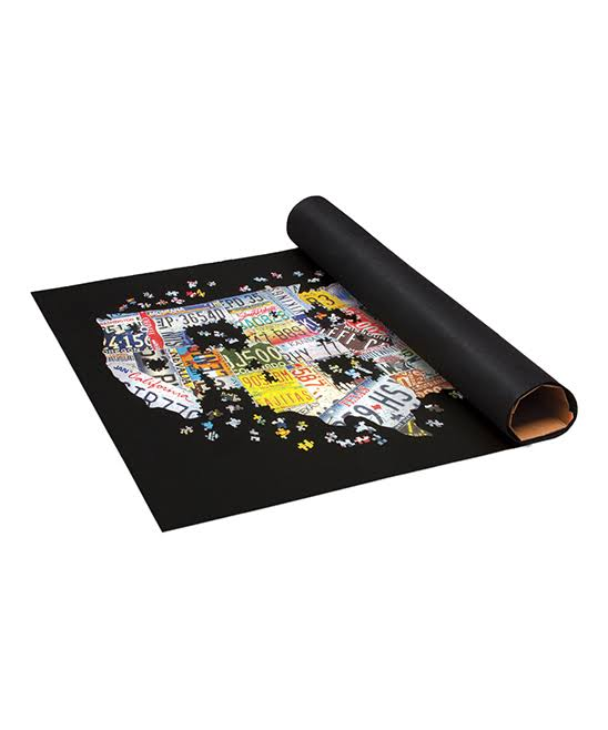 TDC Games Collapsible Jigsaw Puzzle Roll Up