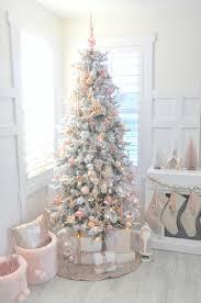 Raz Gold Christmas Trees by Blush Pink Vintage Inspired Tree Blush Pink Vintage Inspired
