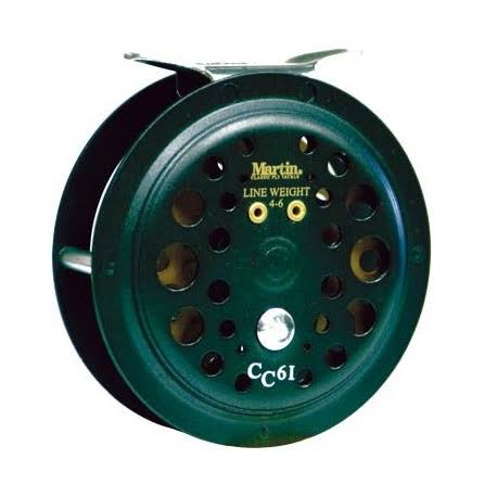 Cc61 Martin Caddis Creek Fly Fishing Reel - 50 Yards