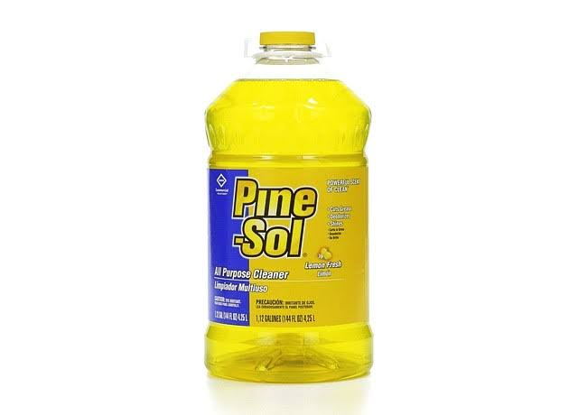 Clorox Pine-Sol All-Purpose Cleaner - Lemon Scent, 144oz