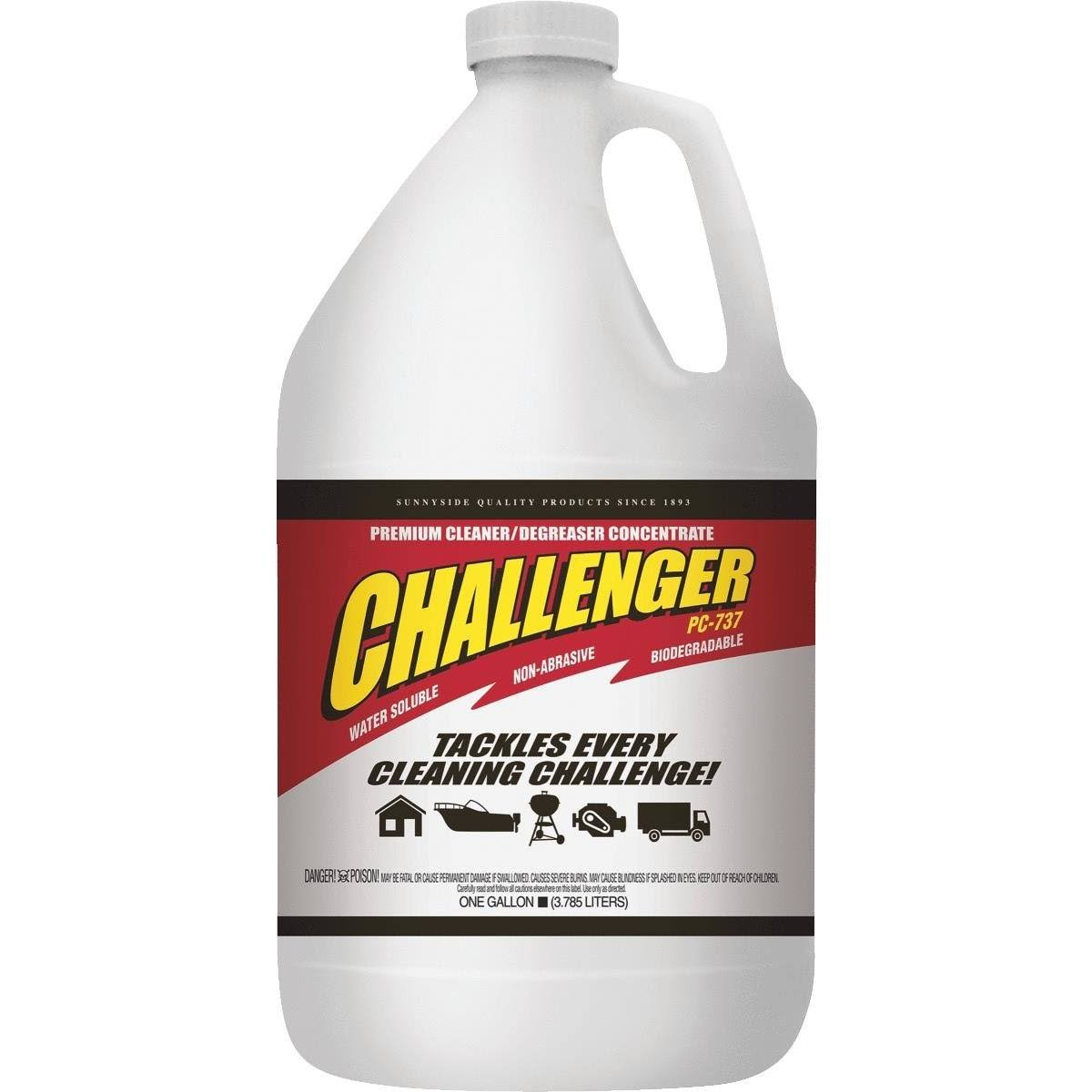 Challenger All Purpose Cleaner and Degreaser - 1gal