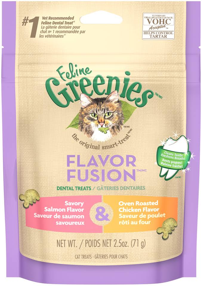 Feline Greenies Cat Dental Treats