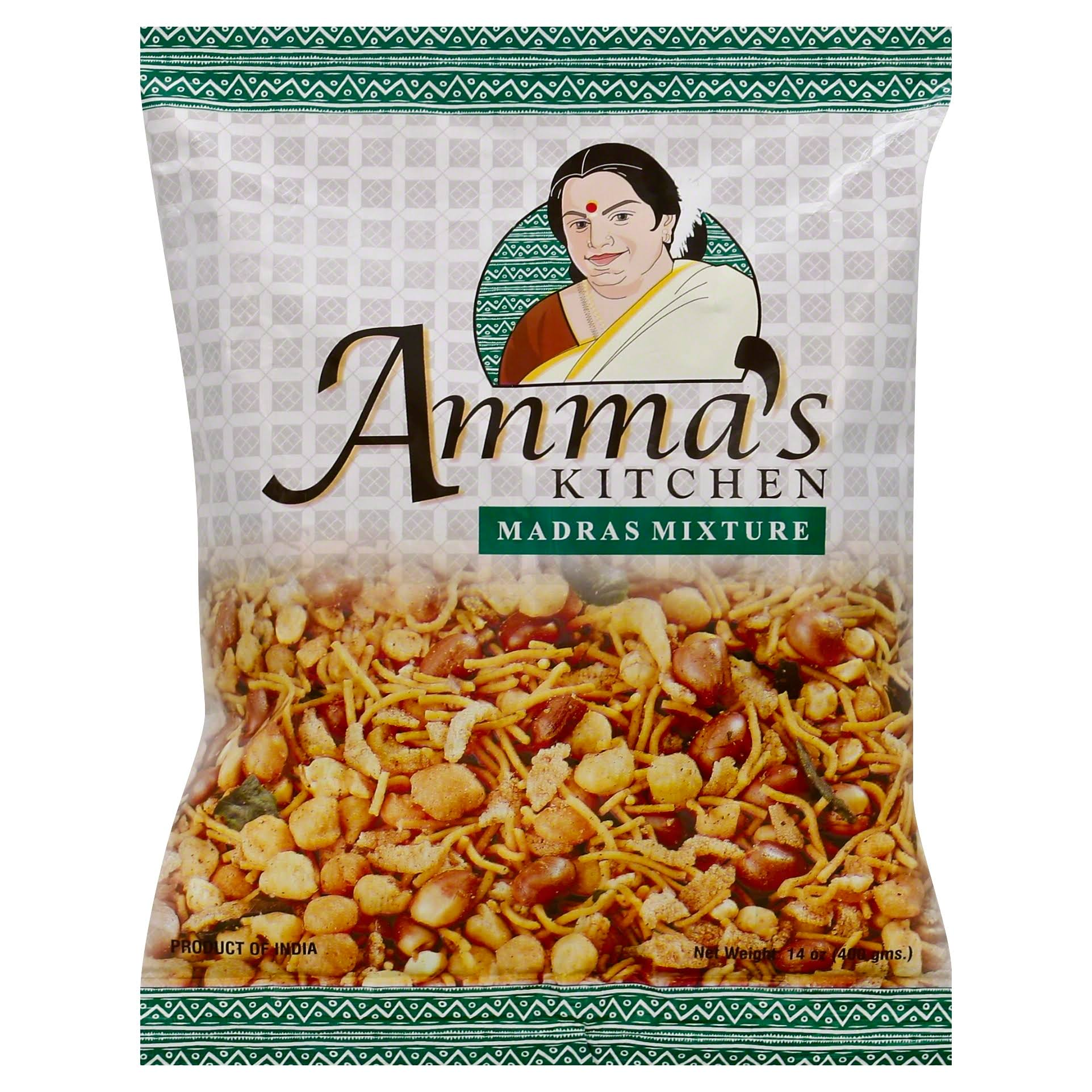 Ammas Kitchen Madras Mixture - 14 oz