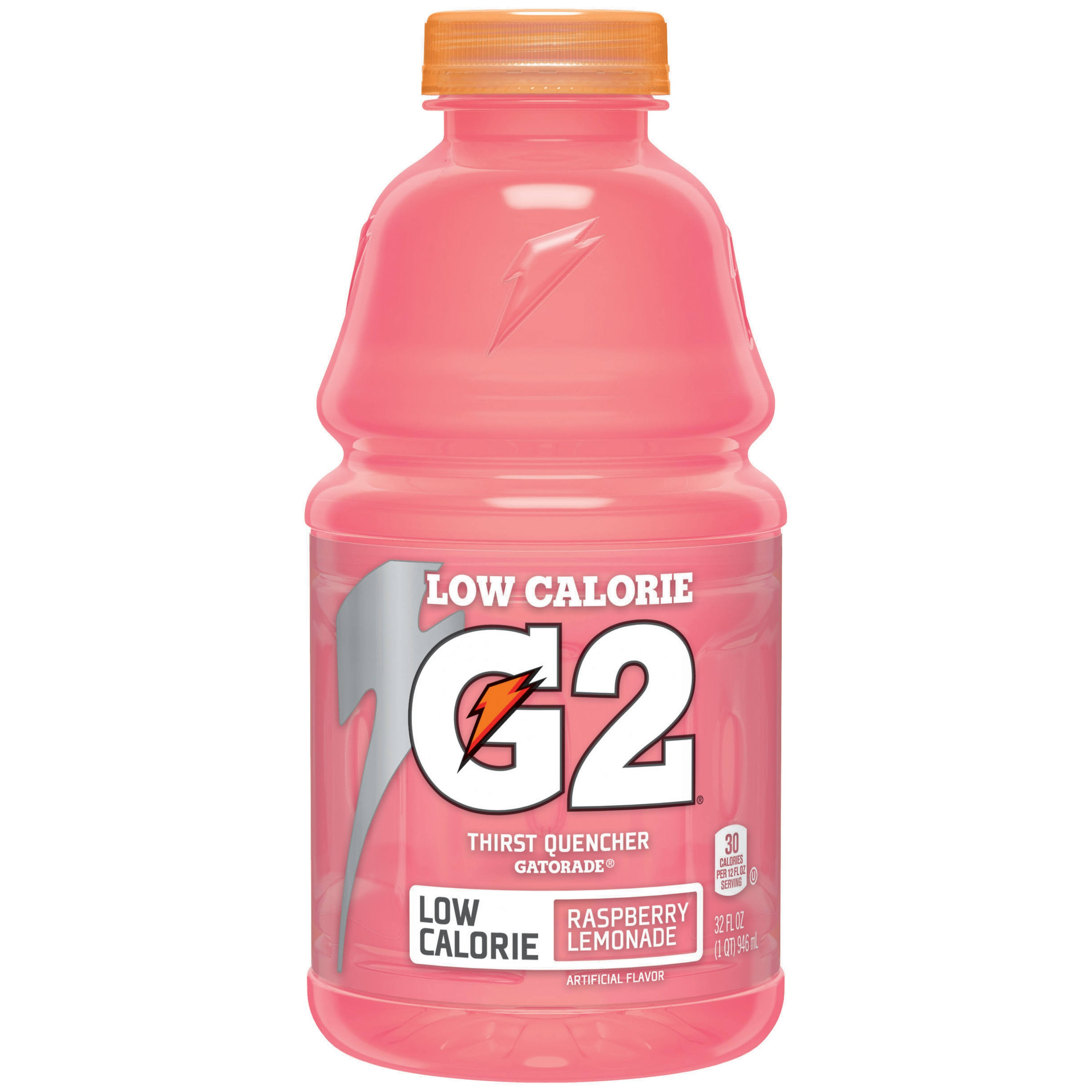 Gatorade G Series Perform 02 Thirst Quencher Lemonade - Raspberry, 32oz