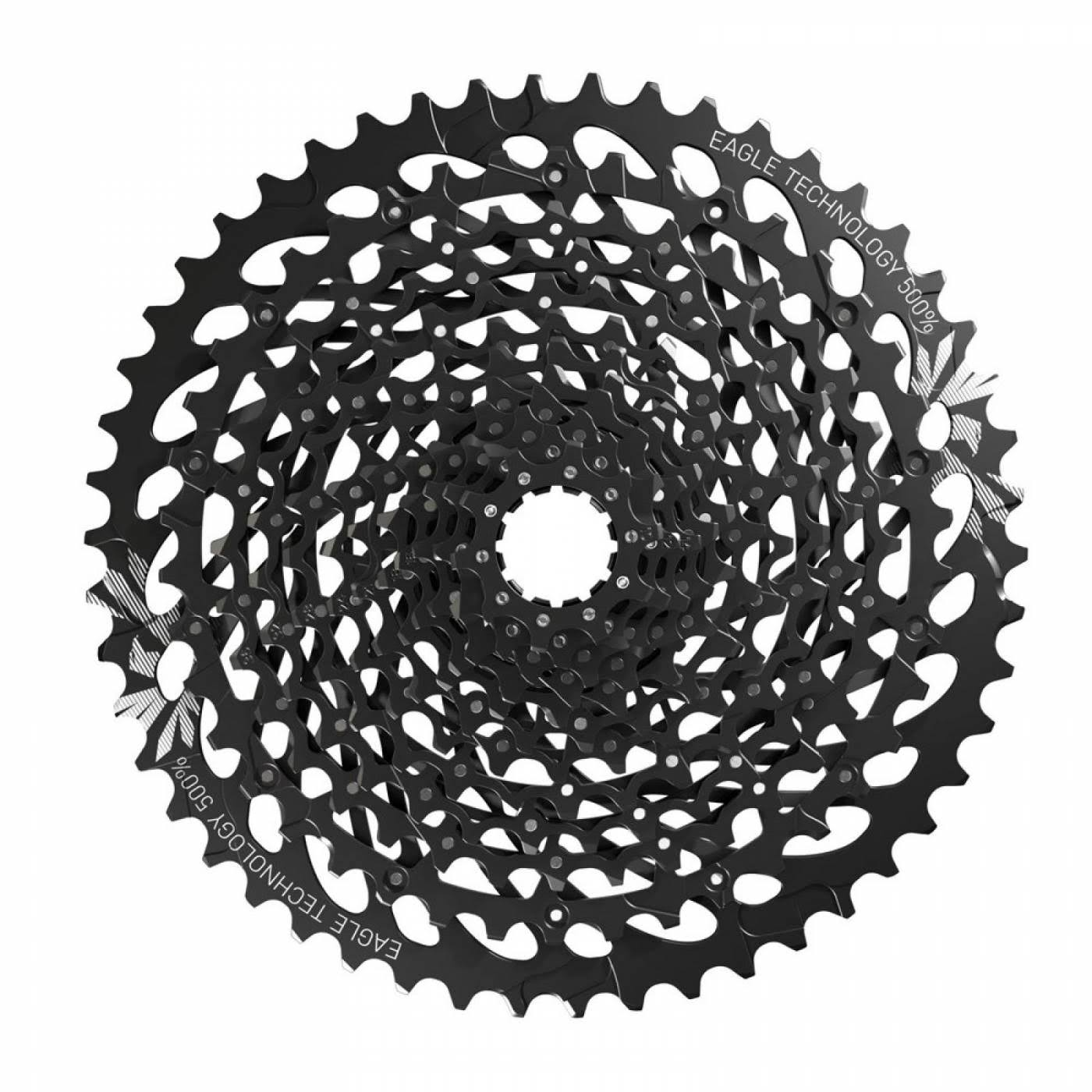 Sram XG-1275 GX Eagle Cassette Sprocket - 12 Speed, 10-50T, Black