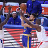 Stephen Curry powers comeback as Warriors beat Clippers, 115-105