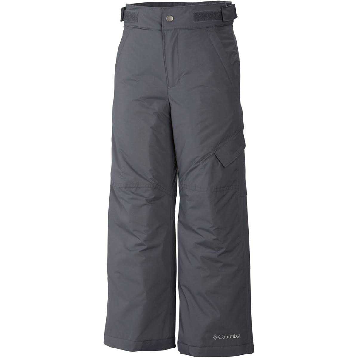 Columbia Ice Slope II Pant - Boys' Graphite, XS