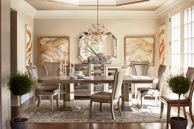 Value City Kitchen Table Sets by The Angelina Collection Metallic Value City Furniture