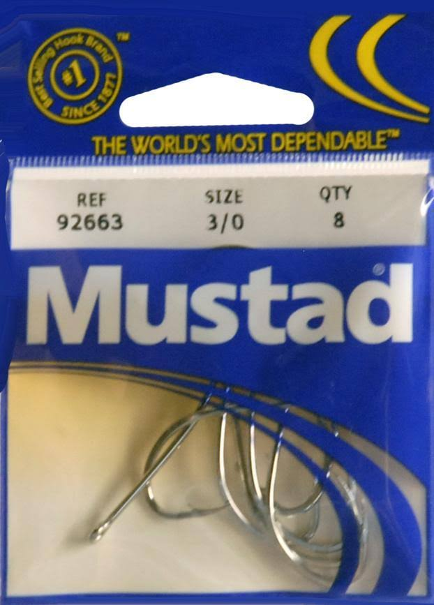 Mustad Beak Special Long Shank Baitholder Hook