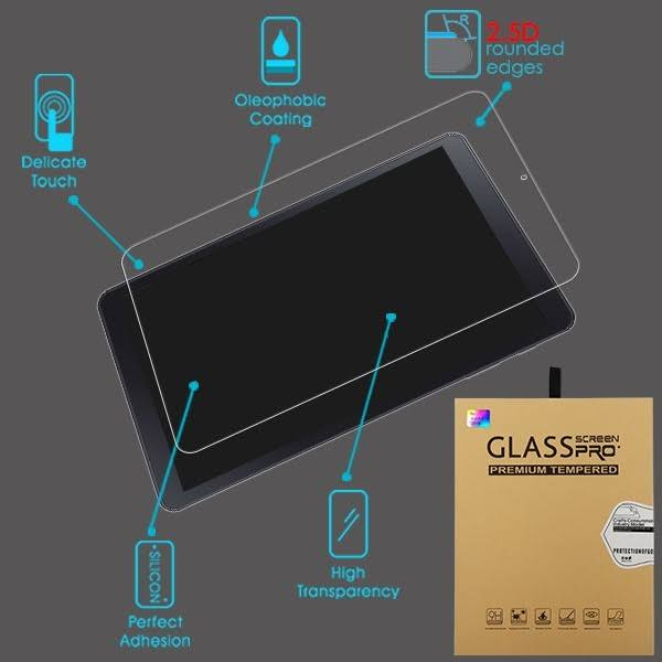 MYBAT Tempered Glass Screen Protector for Apple iPad Pro 11 2018 A1934a1979a1980a2013