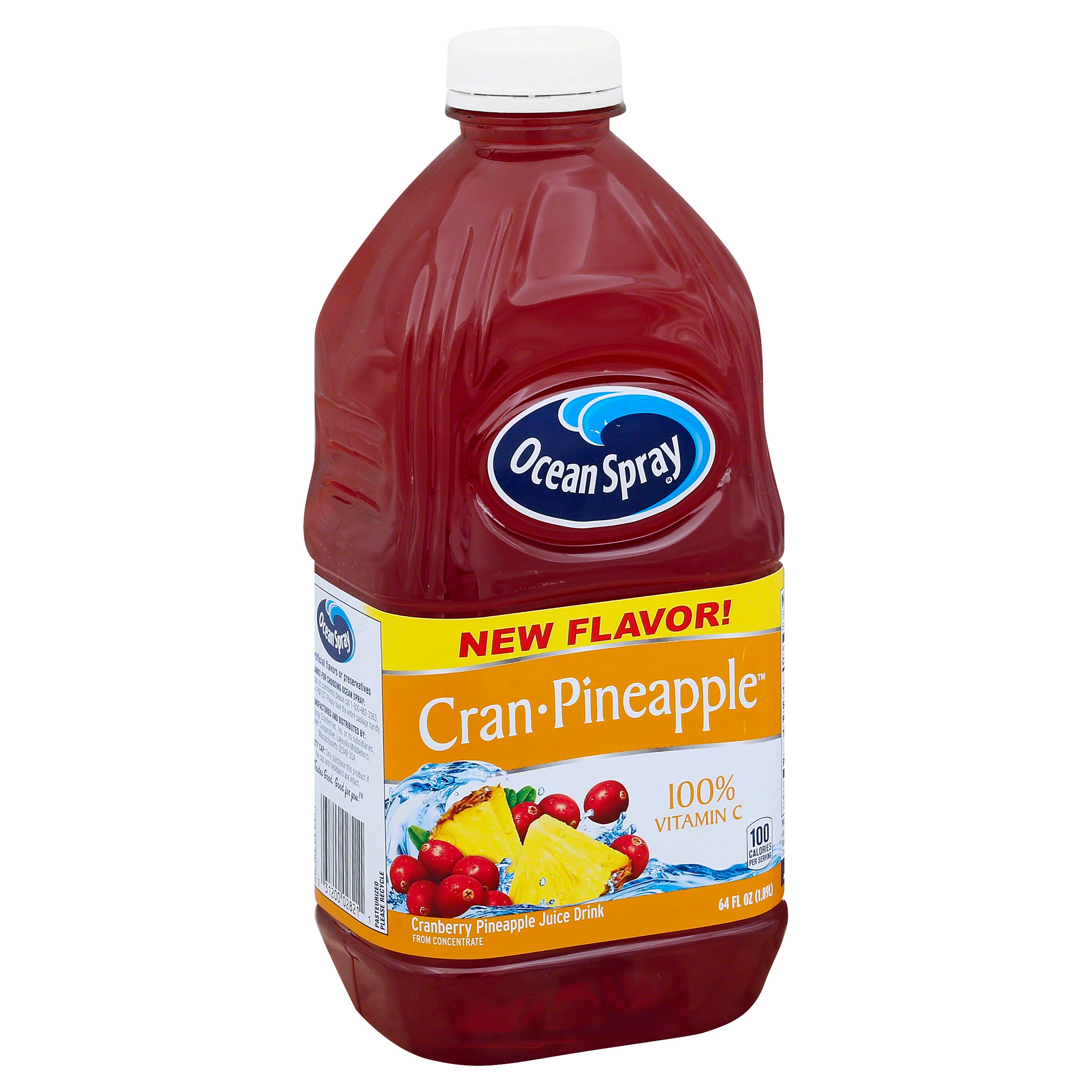 Ocean Spray Cranberry Pineapple Juice Drink - 64oz