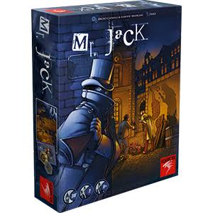 Mr. Jack Board Game