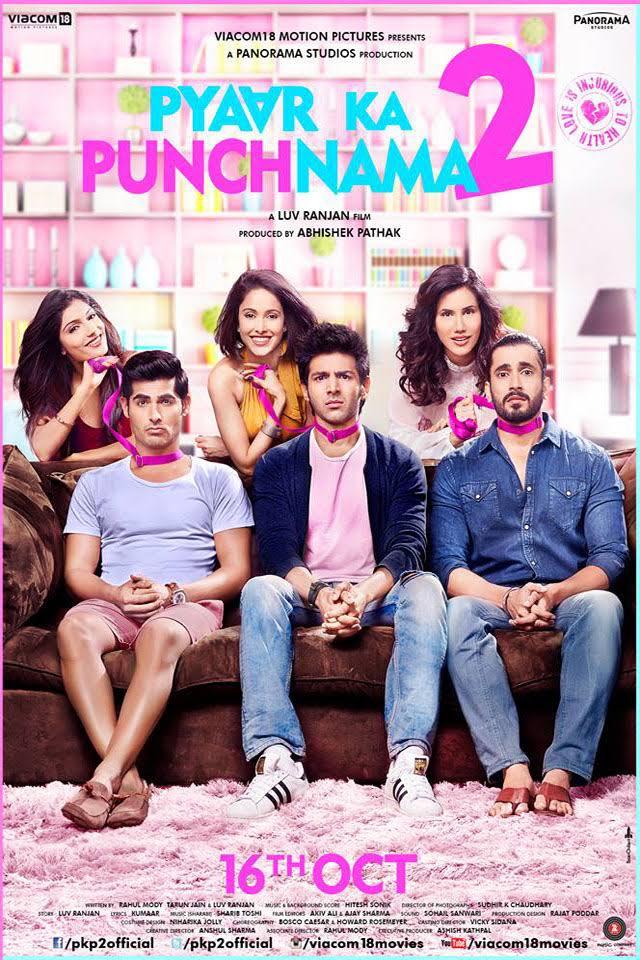 Pyaar Ka Punchnama 2 full hindi movie download 2015 DVDRip