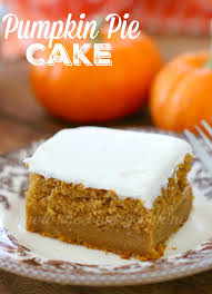 Libbys Pumpkin Pie Mix Ingredients by Pumpkin Pie Cake The Country Cook