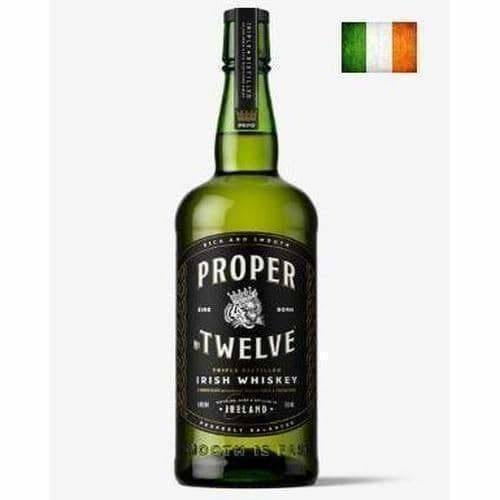 Proper No Twelve Irish Whiskey - 700ml