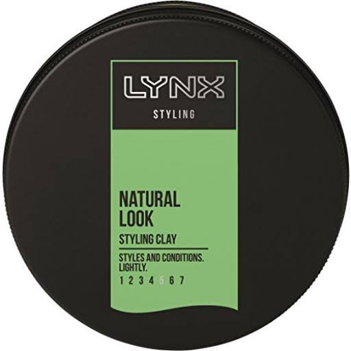 Lynx Natural Styling Clay 75ml