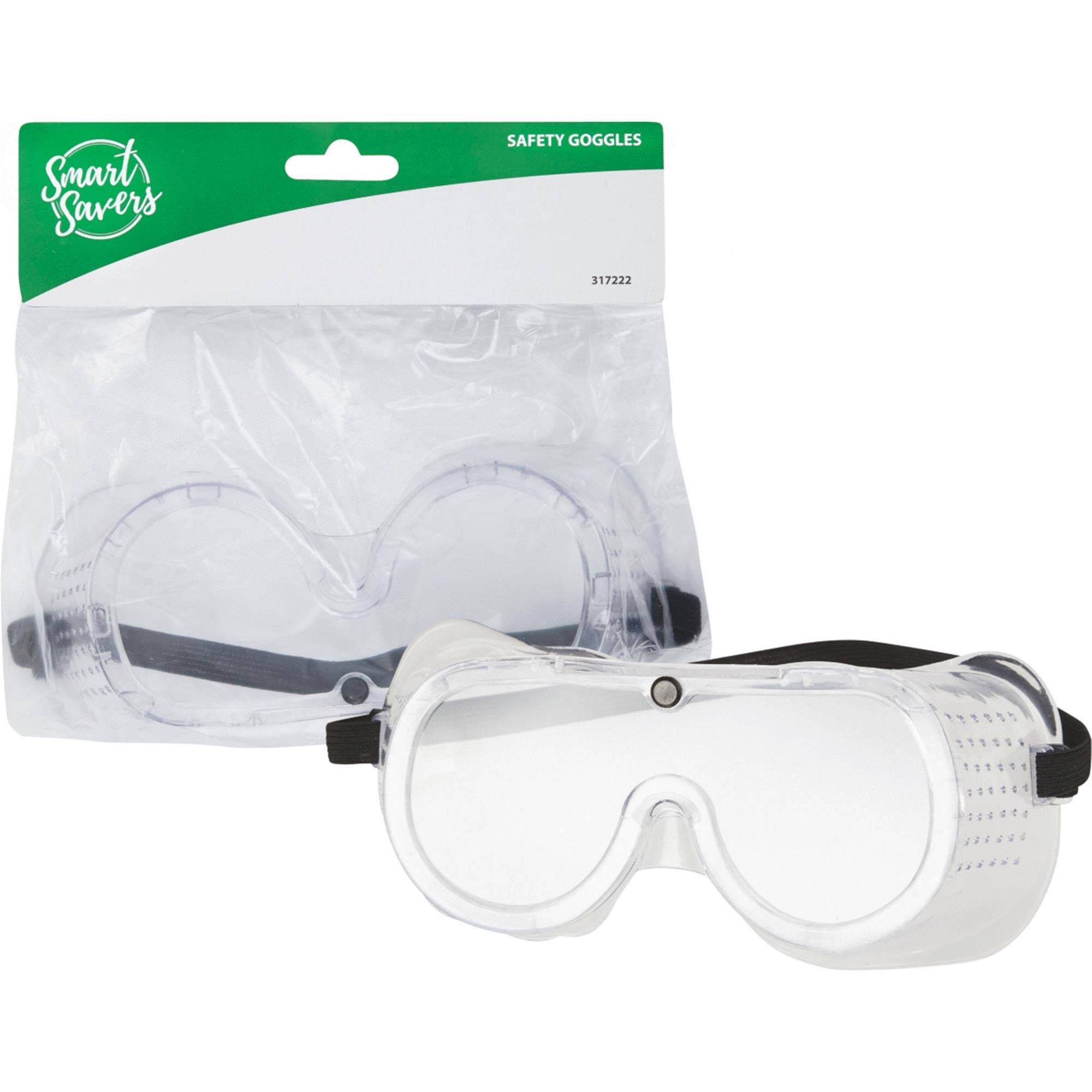 Smart Savers Safety Goggle (Pack of 12) CC101109