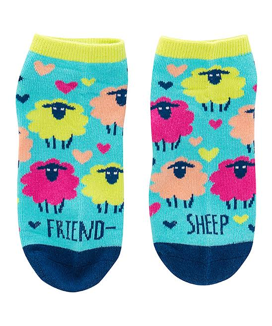 Karma Gifts Ankle Socks, Sheep