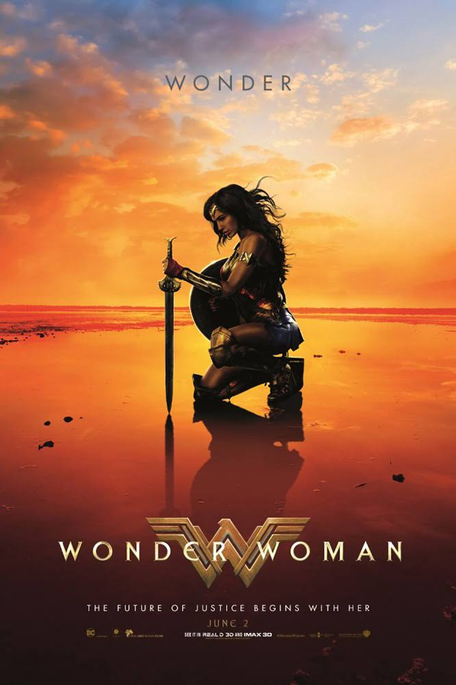 Wonder Woman HDRip Full Movie Download 400MB