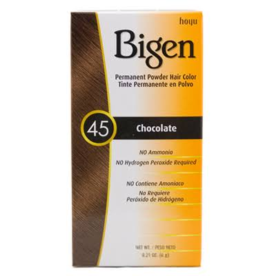 Hoyu Bigen Hair Color - Powder Chocolate