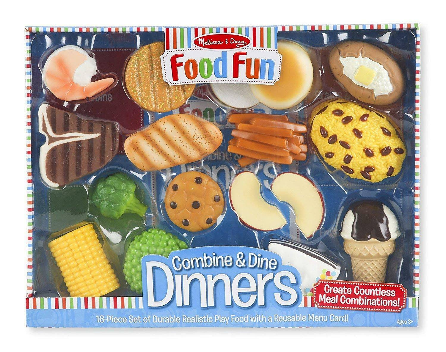 Melissa & Doug Create-a-Meal Delicious Desserts
