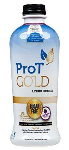ProT Gold Liquid Protein - Berry, 887ml