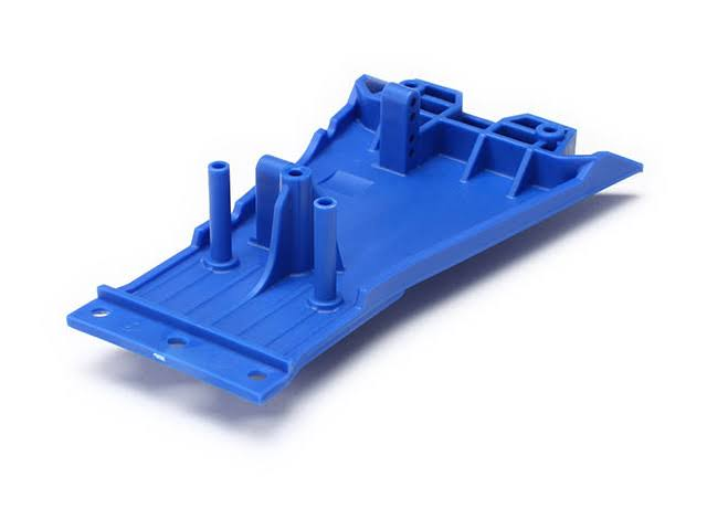 TRAXXAS Chassis Conversion Kit - Low CG Blue