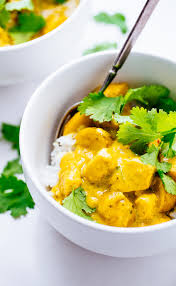 Thai Green Pumpkin Curry Recipe by Thai Yellow Chicken Curry With Potatoes Recipe Pinch Of Yum