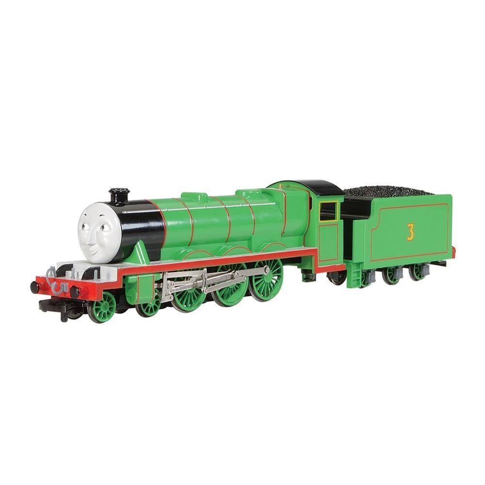 Bachmann Trains Thomas And Friends - Henry The Green Engine