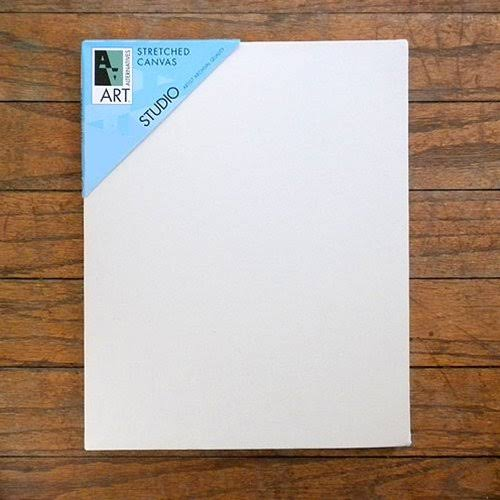 "Art Alternatives Studio Stretched Canvas - 18"" x 18"""