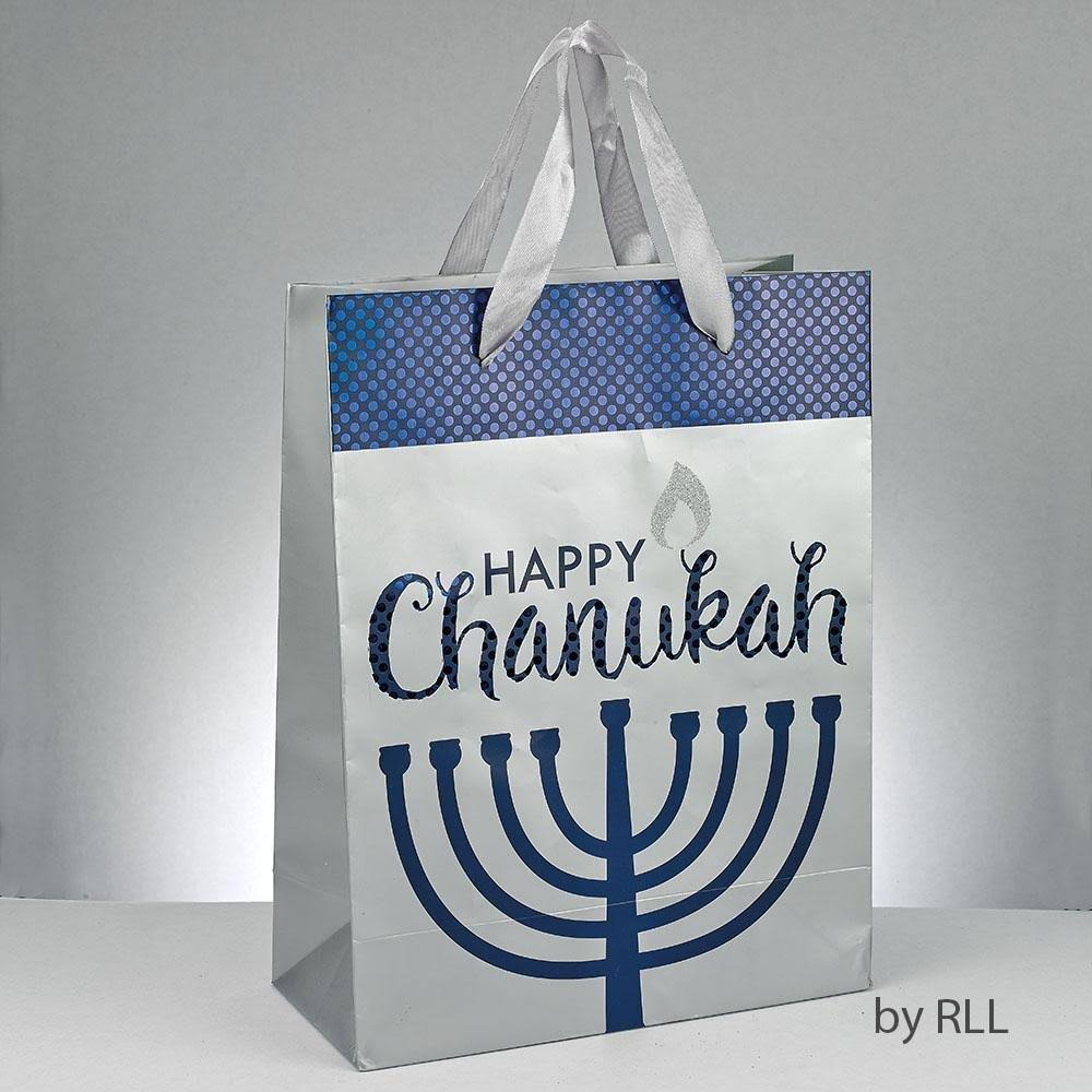 Large Embellished Chanukah Gift Bag
