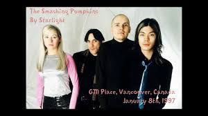 Smashing Pumpkins Zeitgeist Album Cover by The Smashing Pumpkins By Starlight Gm Place Vancouver Canada