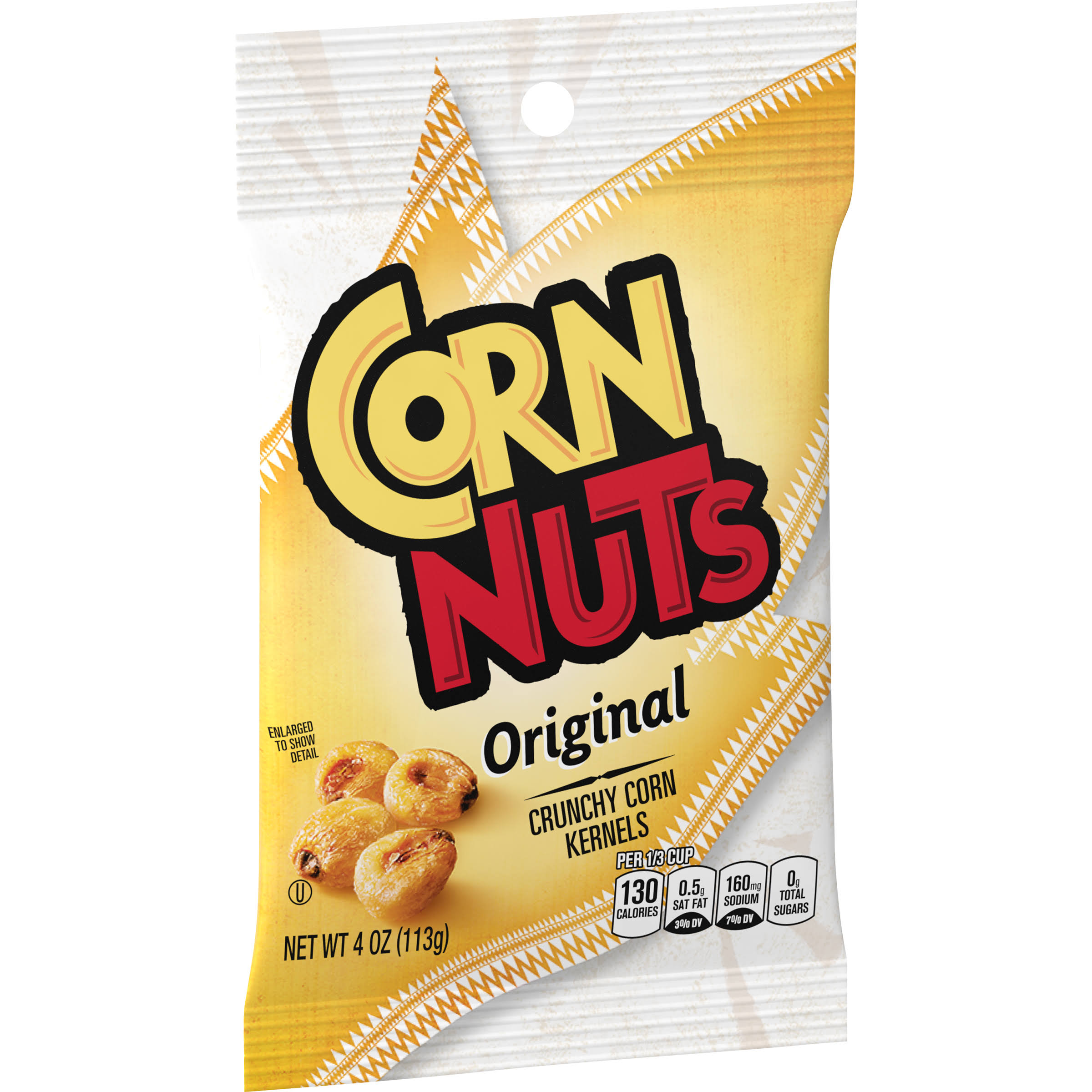 Kraft Planters Corn Nuts Peg Bag - 4oz, Original