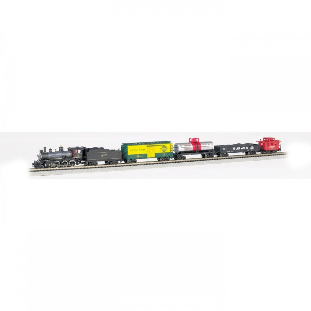Bachmann Industries Trailblazer Ready to Run Electric Train Set