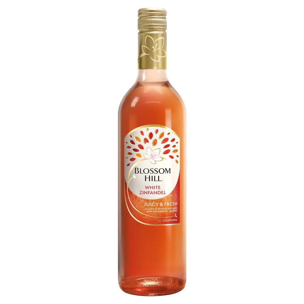 Blossom Hill White Zinfandel - California