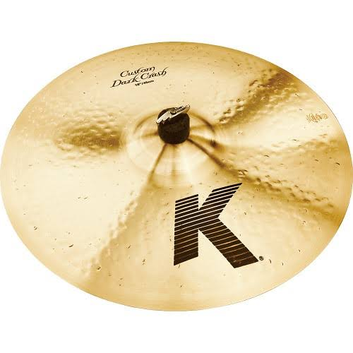 Zildjian K Custom Dark Crash Cymbal - 18""