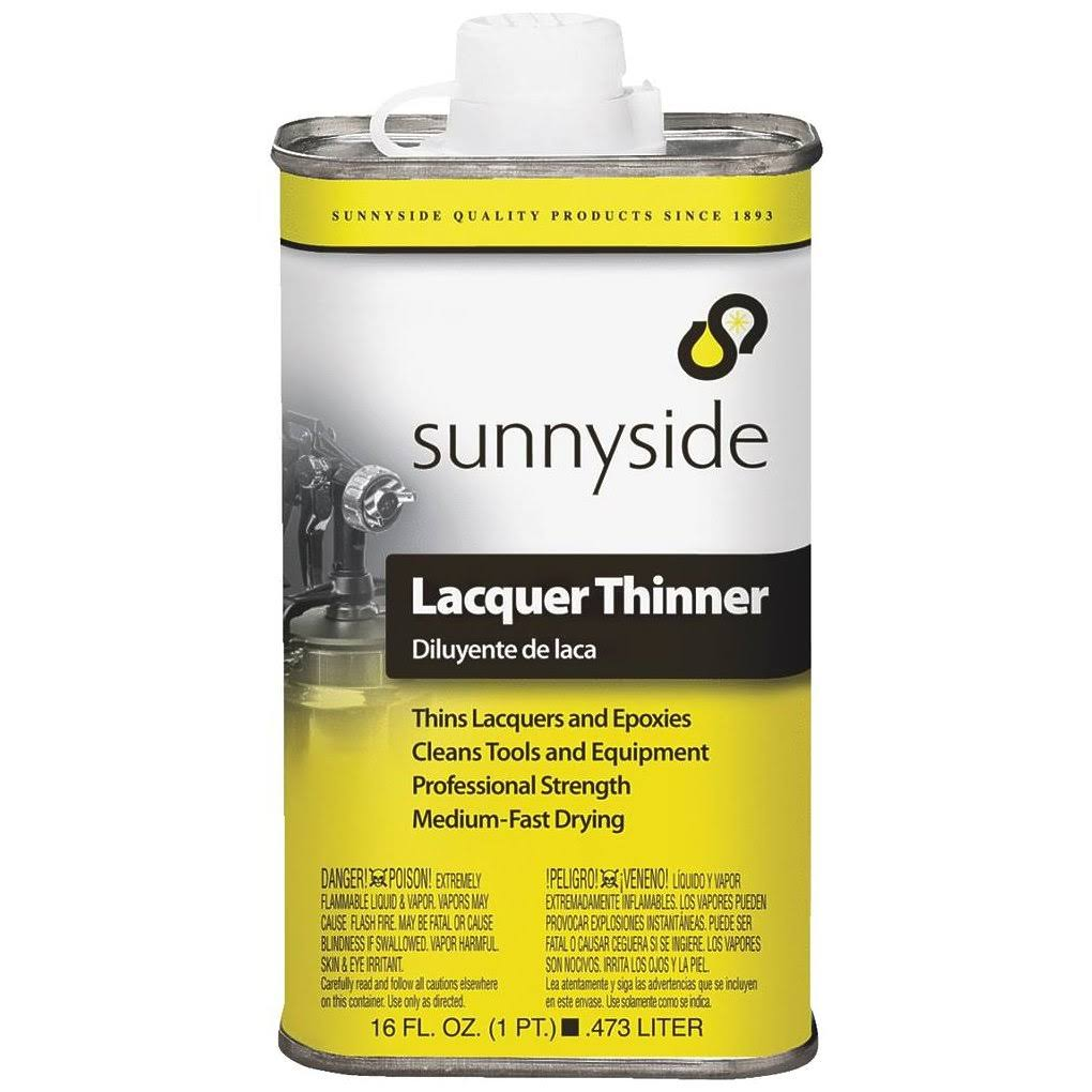 Sunnyside Corp. Lacquer Thinner