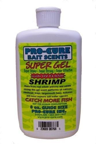 Pro-Cure Shrimp Gel - 8oz