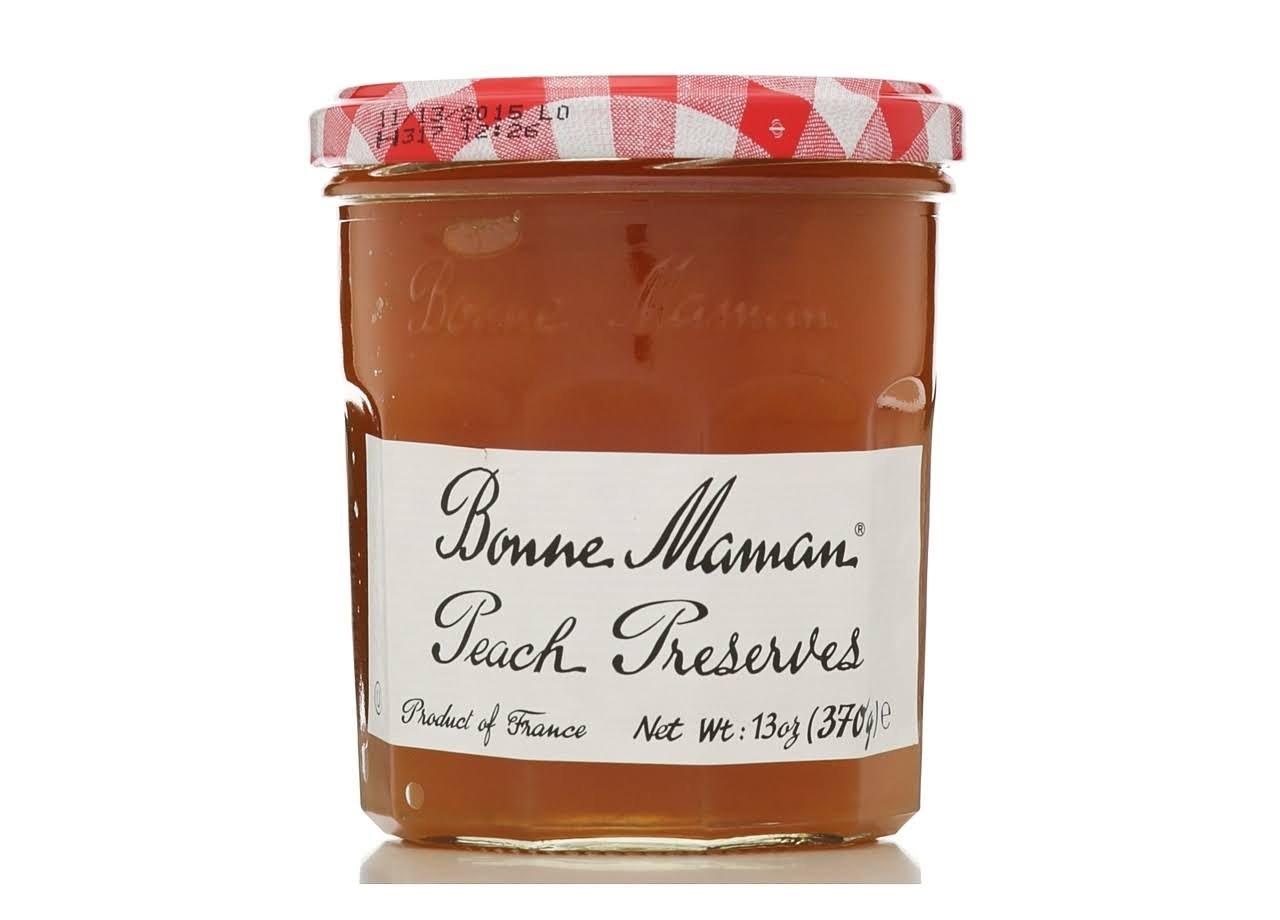 Bonne Maman Preserves - Peach, 13oz