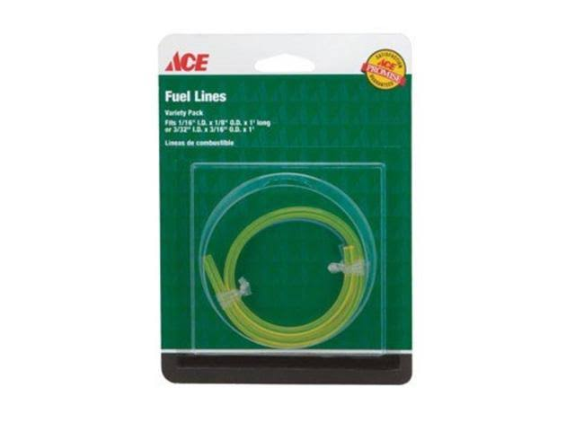 Ace Small Diameter Fuel Lines