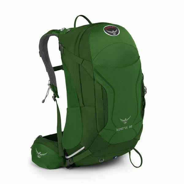 Osprey Kestrel 32 Backpack Jungle Green / M/L