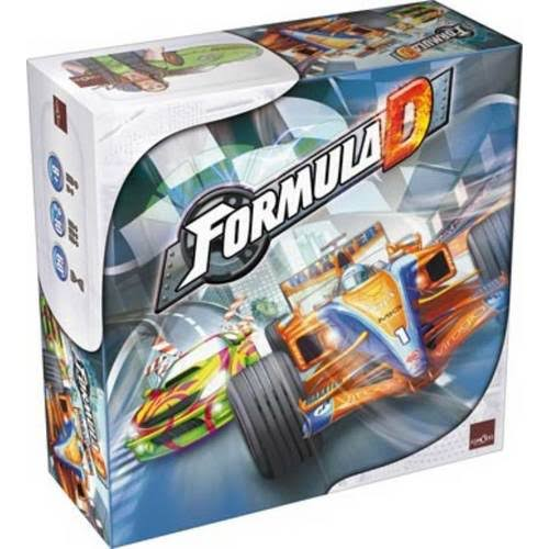 Asmodee Formula D Board Game
